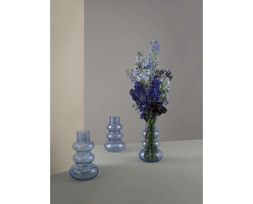 Tivoli - Balloon Vase - L - zachtblauw - 3