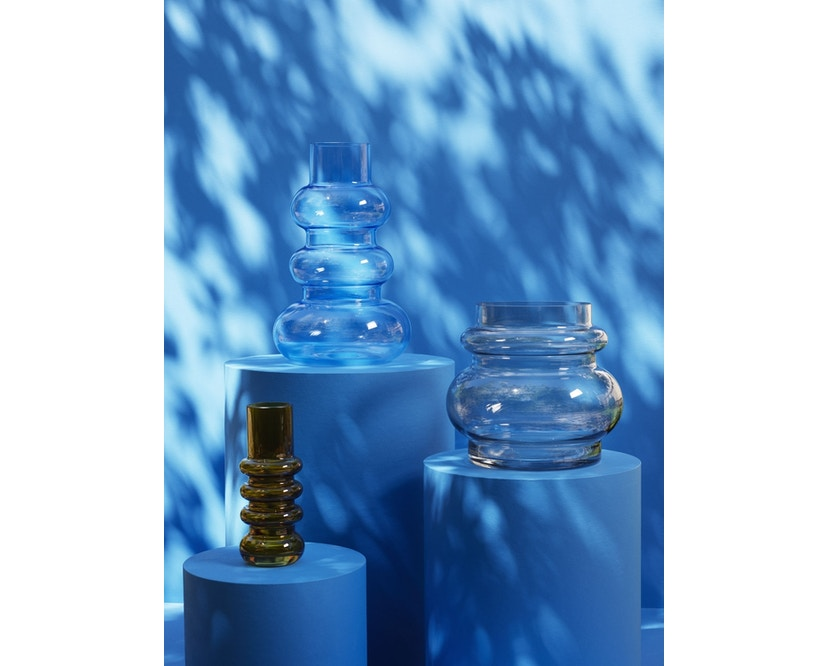 Tivoli - Balloon Vase - L - zachtblauw - 4