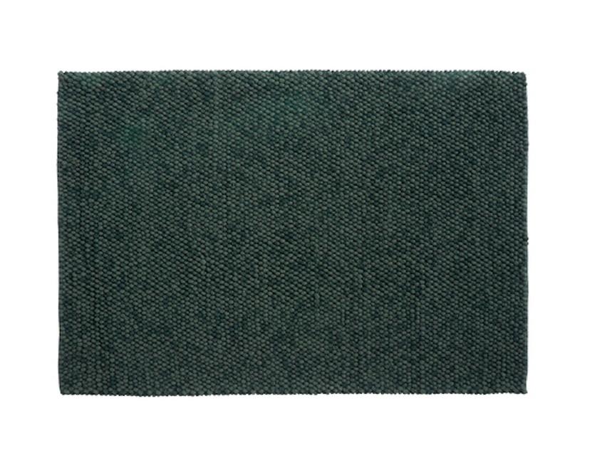 HAY - Peas Teppich - 140 x 200 - dark green - 1