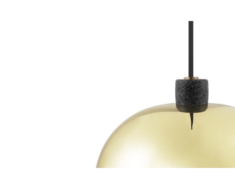 Normann Copenhagen - Grant Pendelleuchte - Ø 23 cm - brass - 4