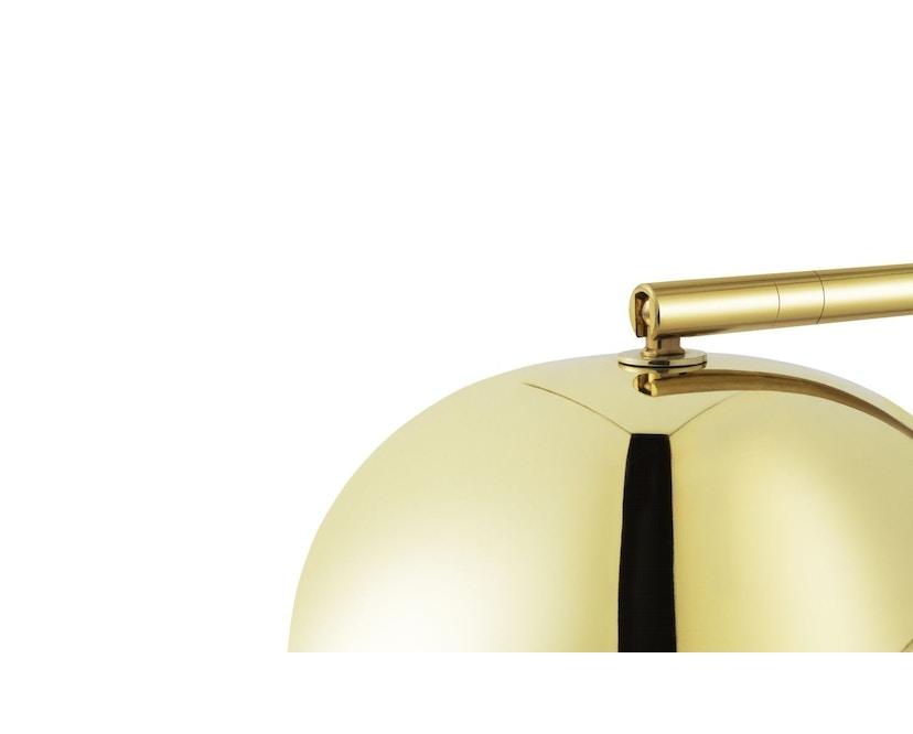 Normann Copenhagen - Grant Wandleuchte - 43 cm - brass - 2
