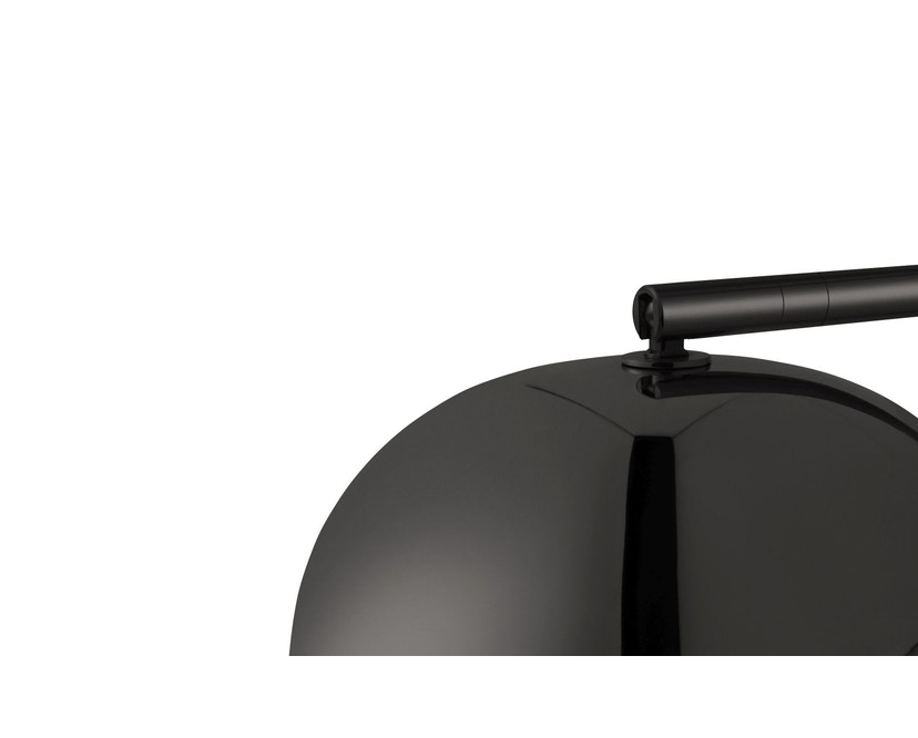 Normann Copenhagen - Grant Wandlamp - zwart/zwart - 43 cm - 2
