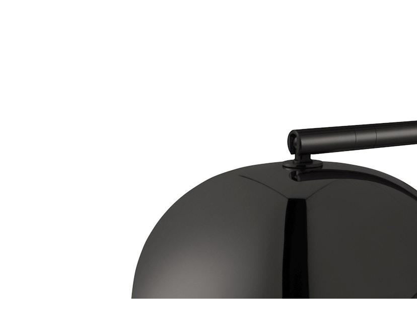 Normann Copenhagen - Grant Wandleuchte - 43 cm - black - 2