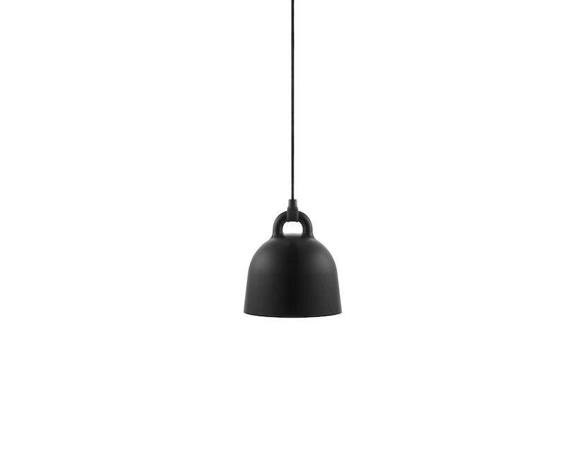 Normann Copenhagen - Bell Leuchte - XS - schwarz - 8