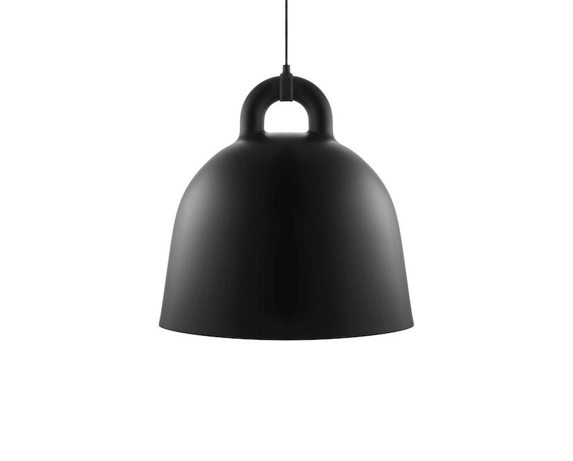Normann Copenhagen - Bell Leuchte - L - schwarz - 7