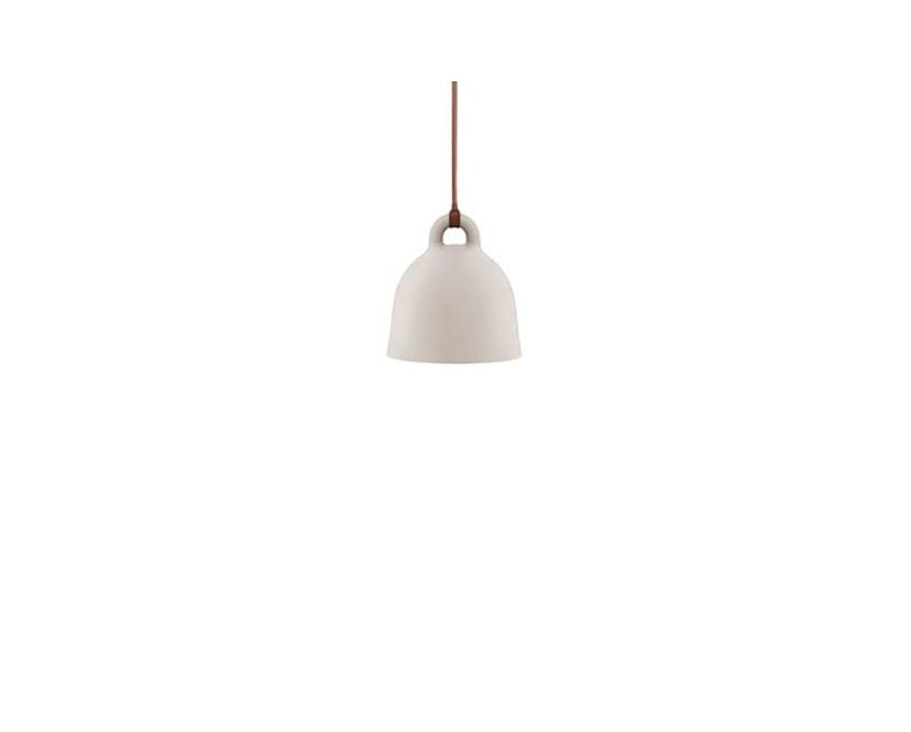 Normann Copenhagen - Bell Leuchte - zand - Ø 22 cm - 3
