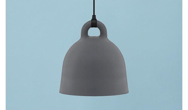 Normann Copenhagen - Bell Leuchte - zand - Ø 22 cm - 7