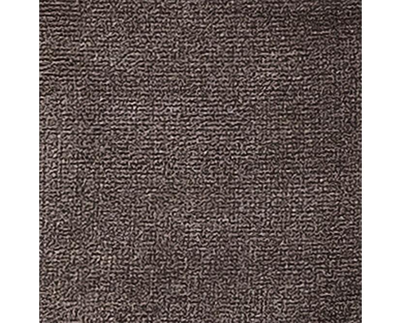 Bloomingville - Pleat Hocker - Polyester - braun - 1