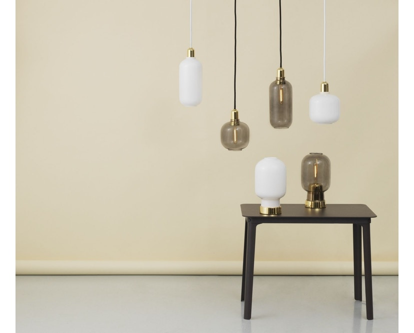 Normann Copenhagen - Suspension Amp brass - Grand - 2