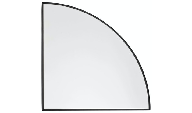 AYTM - Unity Quarter Circle Mirror - black - 1