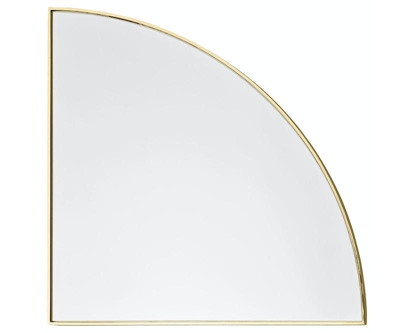AYTM - Unity Quarter Circle Mirror - goud - 1