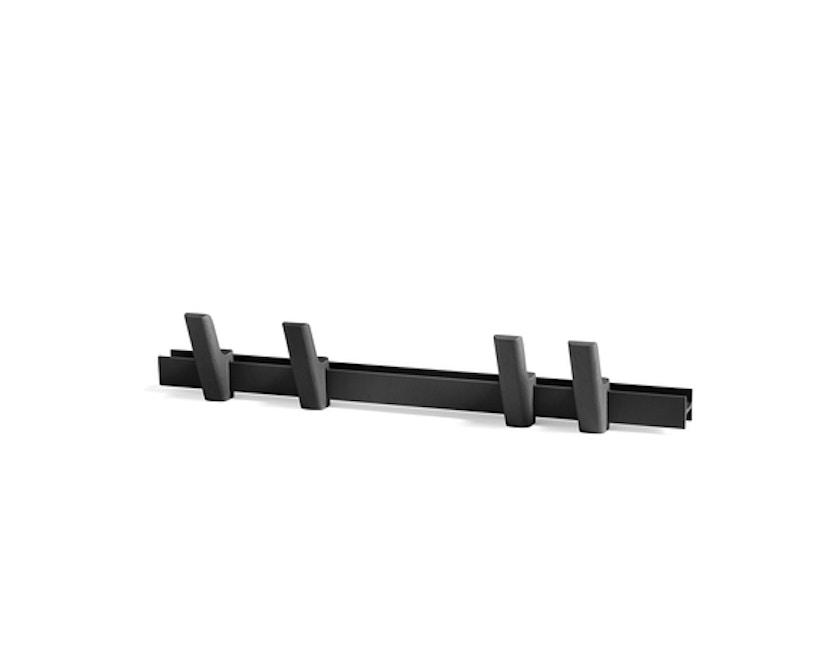HAY - Beam Garderobe - charcoal - 60 cm - 1