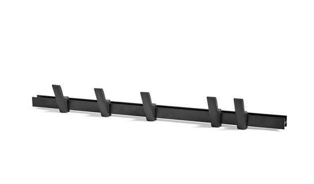 HAY - Beam Garderobe - charcoal - 90 cm - 1
