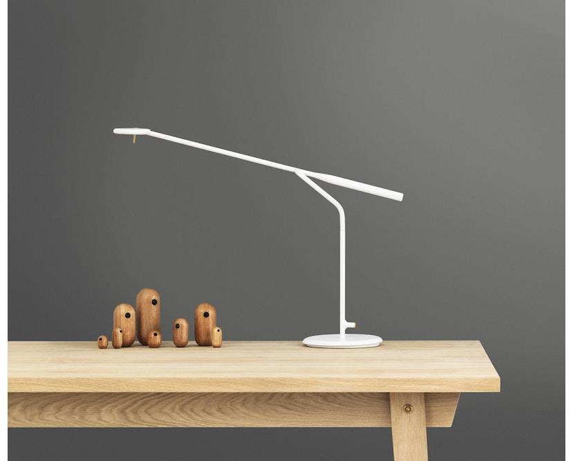 Normann Copenhagen - Flow-tafellamp - donkergroen - 2