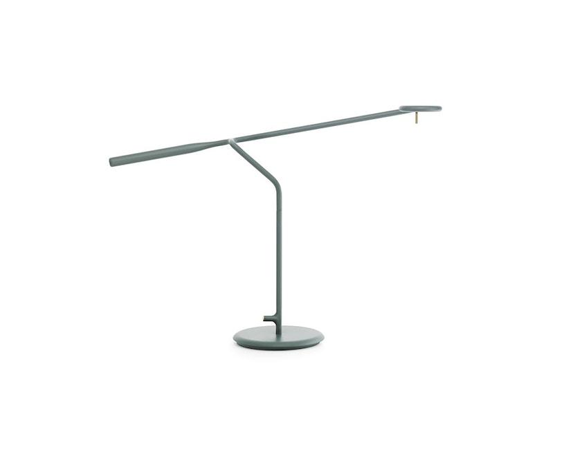 Normann Copenhagen - Flow-tafellamp - donkergroen - 1