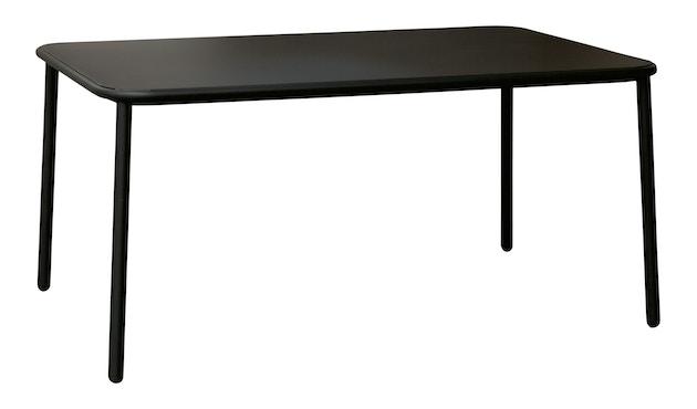 Emu - Yard tafel - aluminium - M - zwart - 5