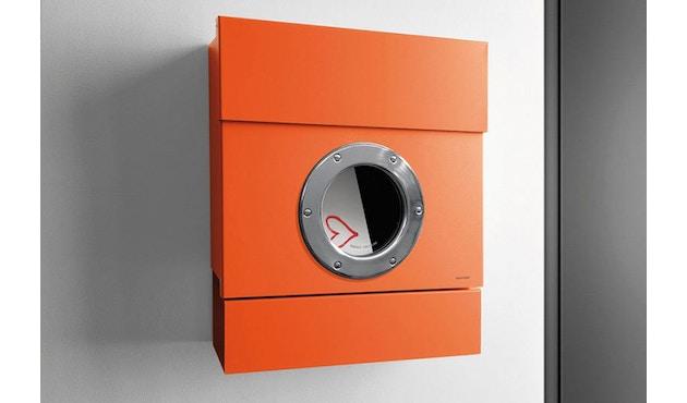 Radius - Boîte à lettres Letterman 2 - orange - 2