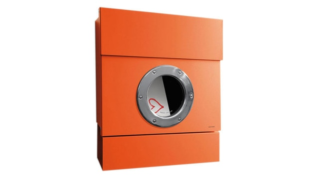 Radius - Boîte à lettres Letterman 2 - orange - 1