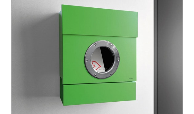 Radius - Letterman Briefkasten 2 - grün - 2