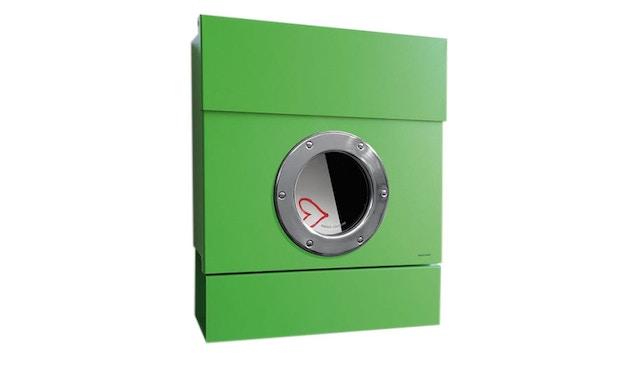 Radius - Letterman Briefkasten 2 - grün - 1