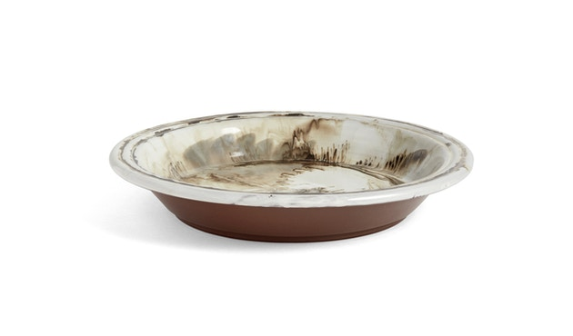 HAY - Swirl Schalen - brown - 1