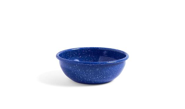 HAY - Enamel Schale - dusty blue - L - 1