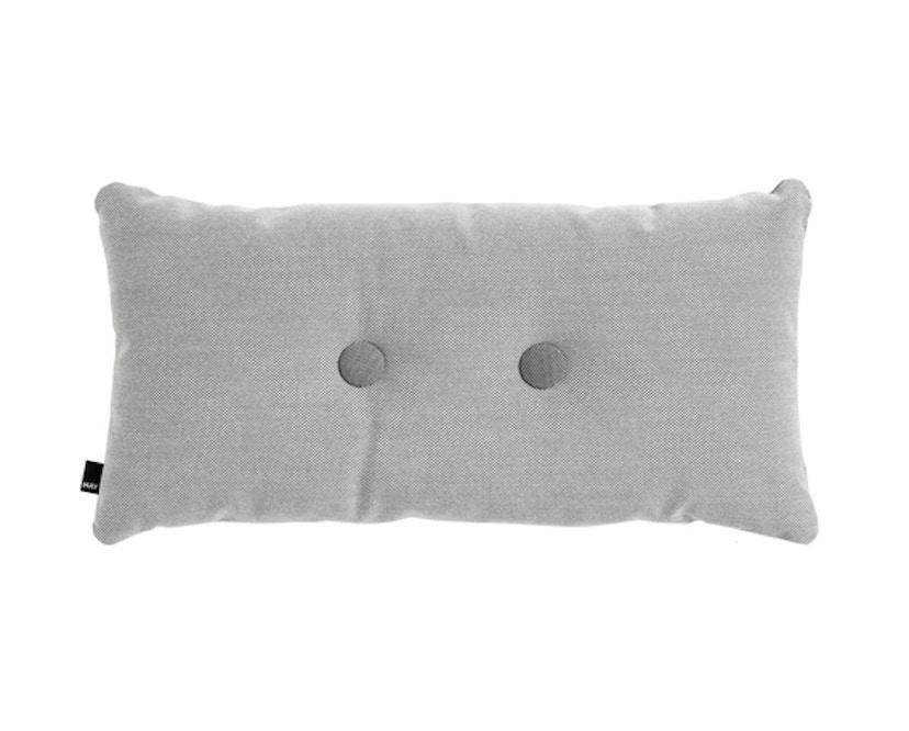 HAY - Dot Cushion 2x2 kussen - Surface - 120 - light grey - 6