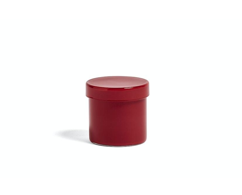 HAY - Container Aufbewahrungsglas - red - S - 4