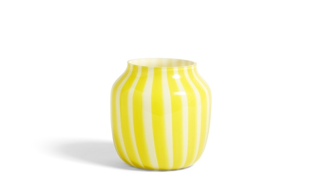 HAY - Juice Vase - wide yellow - 1