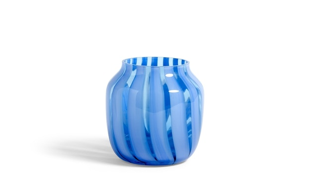 HAY - Juice Vase - wide light blue - 1