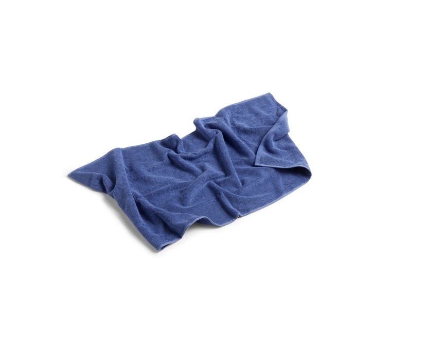 HAY - Frotté Handtuch - Blue - S - 1
