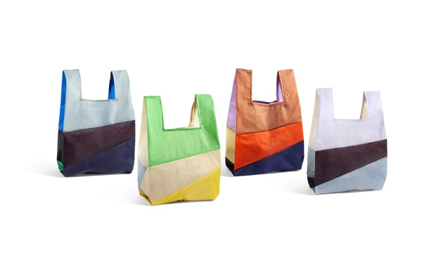 Six-Colour Bag Tragetasche