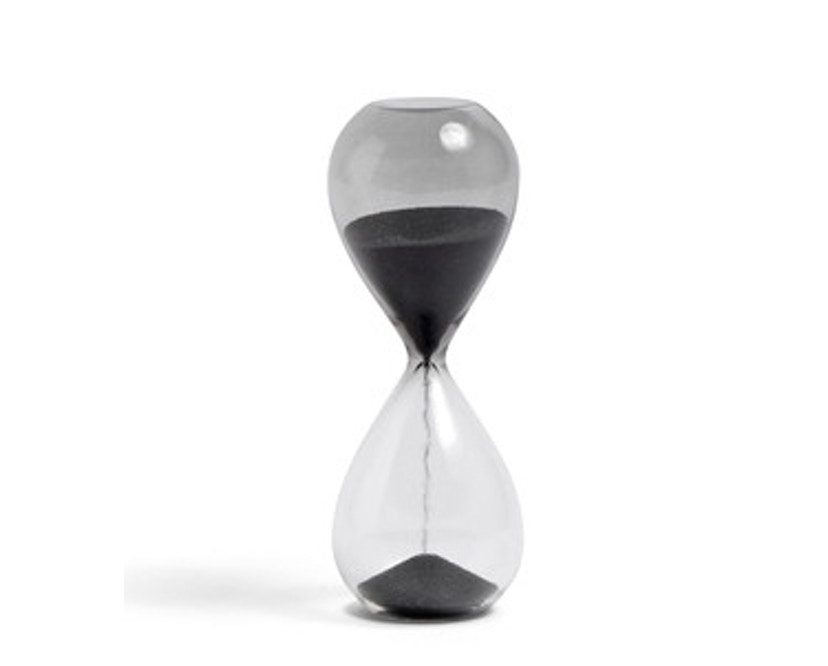 HAY - Time Zandloper versie 2019 - S ( 3 min ) - zwart - 1