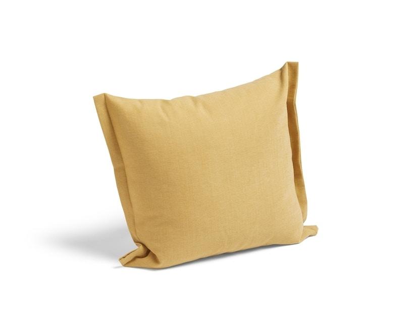 HAY - Plica Tint Kissen - mustard - 1