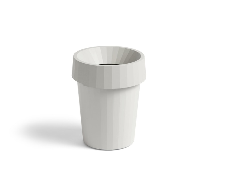 HAY - Poubelle Shade Bin  - off white - 1