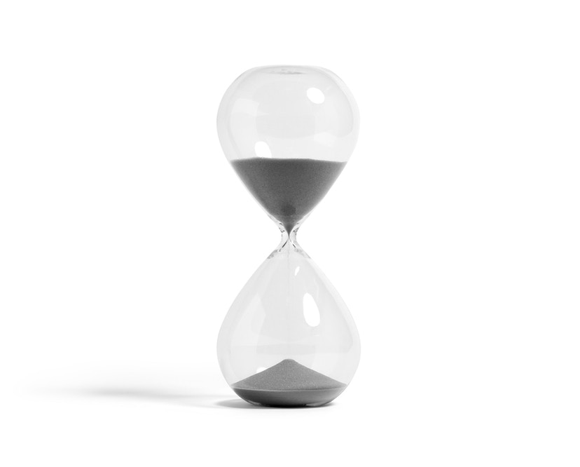 HAY - Time Sanduhr Version 2019 - silver - XXXL - 1