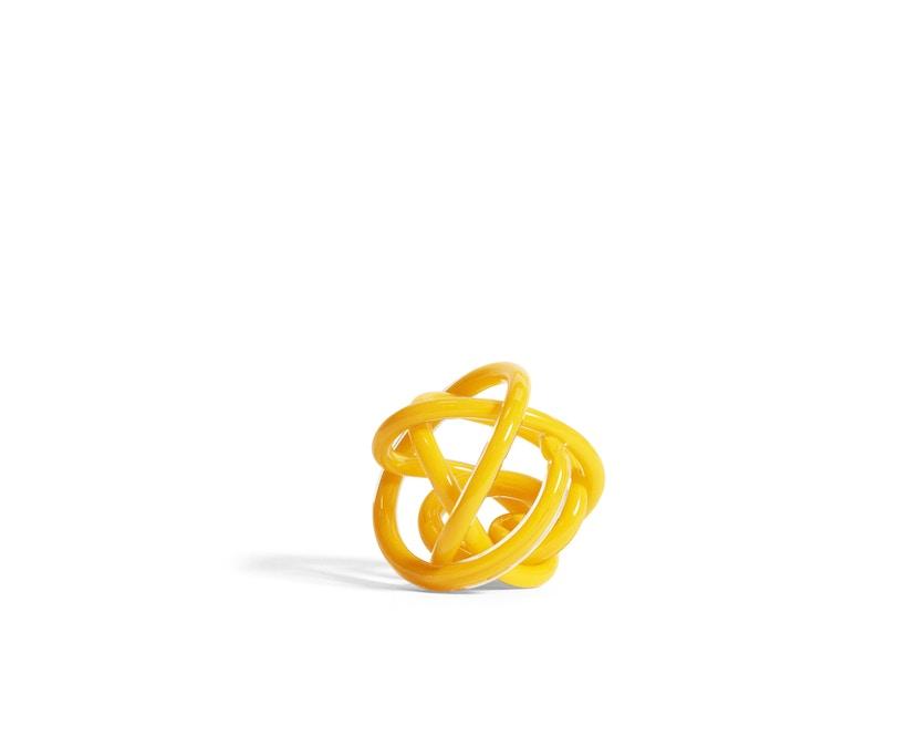 Knot No 2 Glasknoten