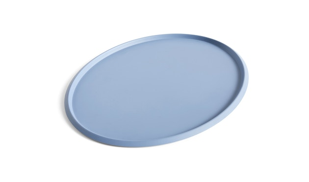 HAY - Ellipse Tablett - dusty blue - XL - 1