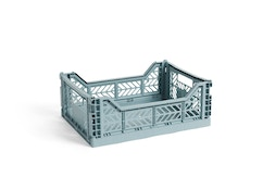 Colour Crate Korb - teal   - M