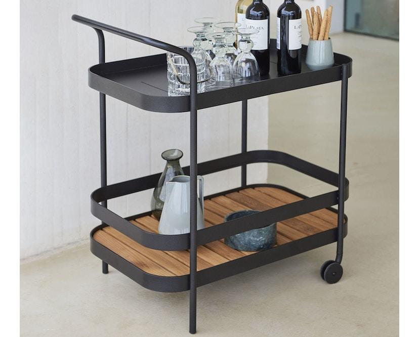 Cane-line - Roll bar trolley - 4