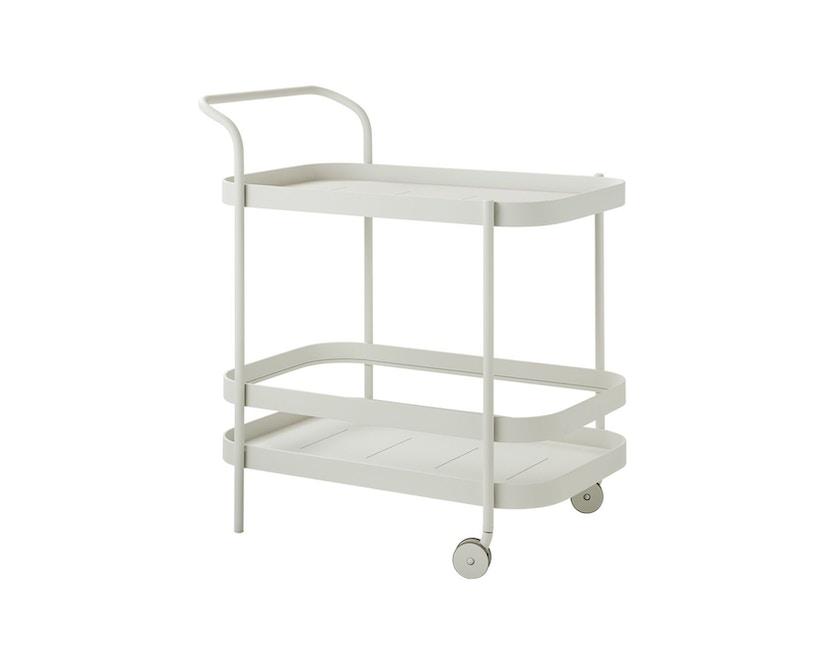 Cane-line - Roll bar trolley - wit - 3