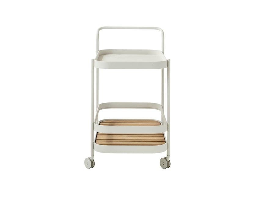 Cane-line - Roll bar trolley - wit - 5