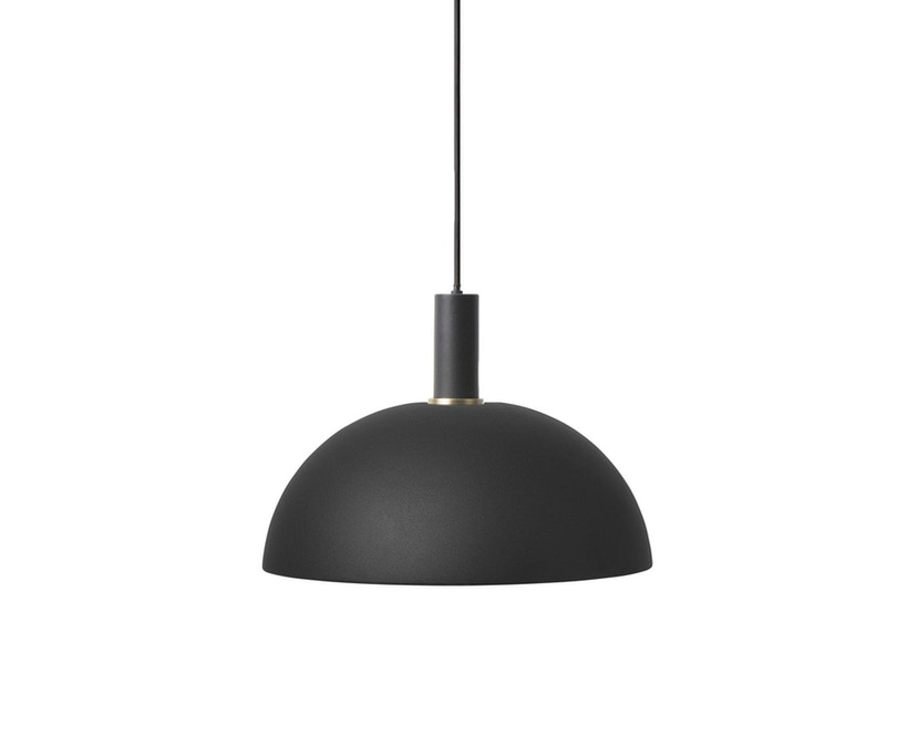 ferm LIVING - Collect Lighting - Dome - schwarz - 7