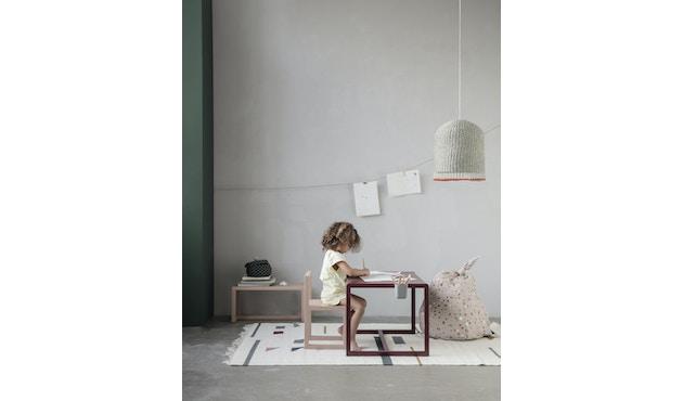 ferm LIVING - Little Architect Tisch - grey - 5