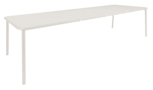 Emu - Yard Tisch - Aluminium - ausziehbar - weiß - 2