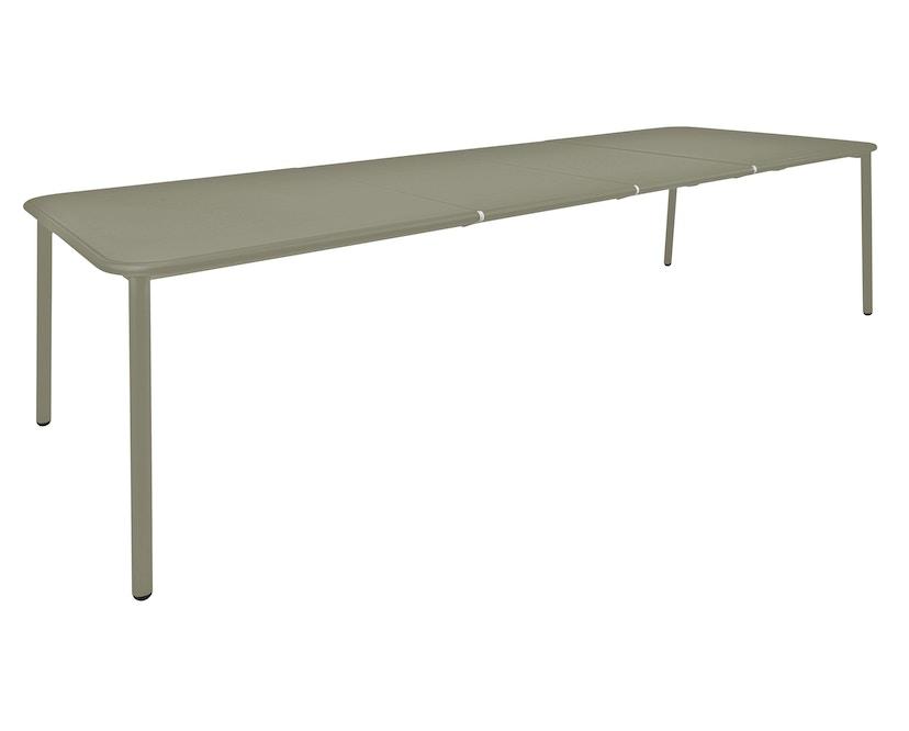 Emu - Yard Tisch - Aluminium - ausziehbar - grau - 2