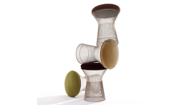Knoll International - Platner Hocker - 1
