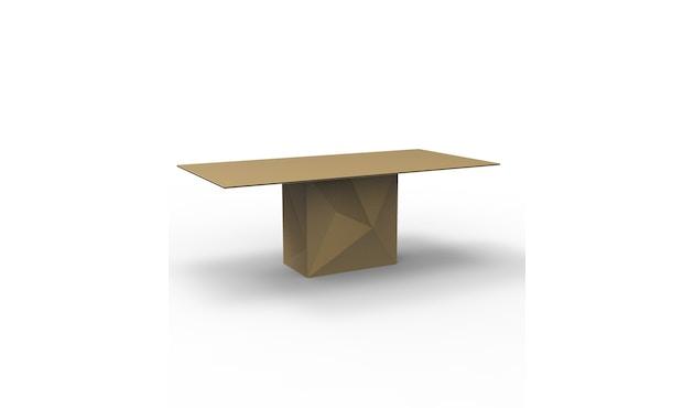 Vondom - FAZ Tisch - beige - 0