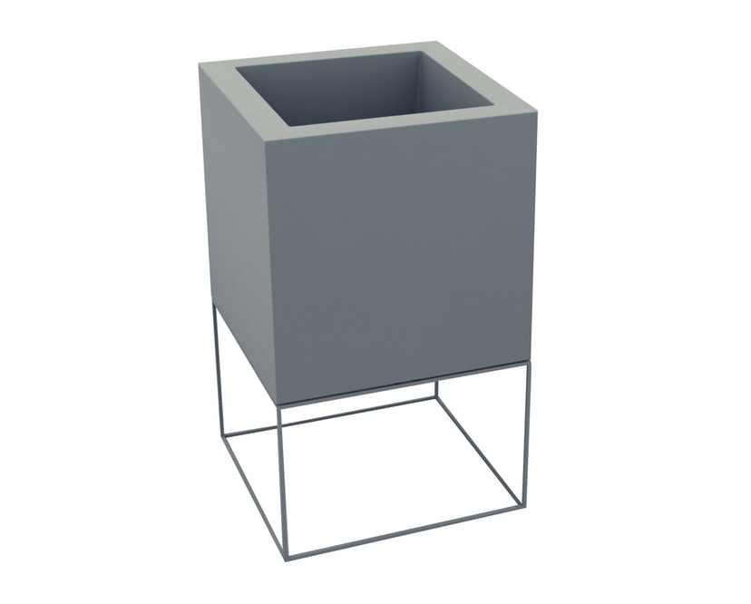 Vondom - VELA Cube Nano Blumentopf - 18x18x36 - basic - stahl - 0