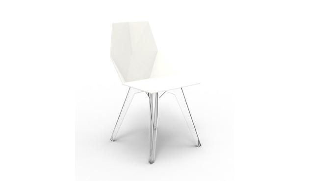 Vondom - FAZ Stuhl - weiß - 0
